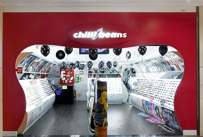 Chilli Beans   ParkShopping 861e7f669f